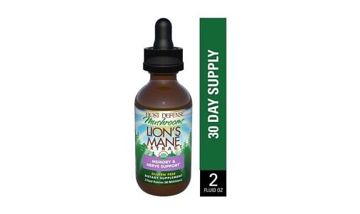 Organic Lion's Mane (Hericium Erinaceus) Extract- Code#: TG162