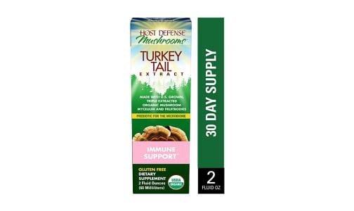 Organic Turkey Tail (Trametes Versicolor) Extract- Code#: TG164