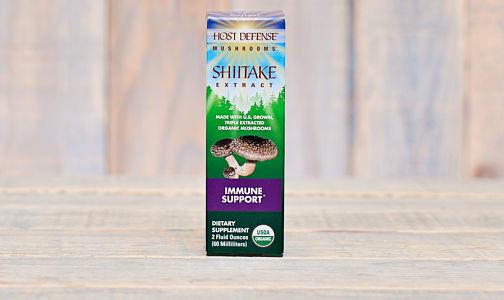 Organic Shiitake Extract- Code#: TG166