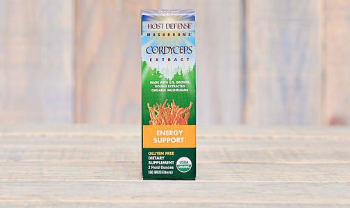 Organic Cordyceps (Cordyceps Sinensis) Extract- Code#: TG170