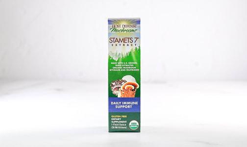 Organic Stamets 7 Extract- Code#: TG175