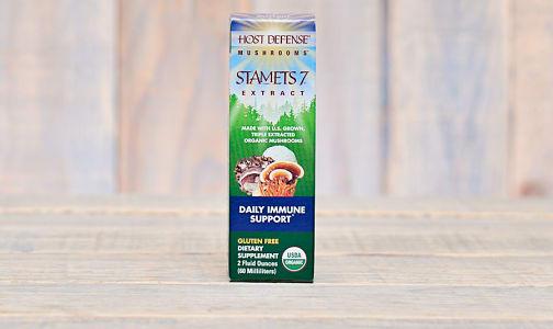 Organic Stamets 7 Extract- Code#: TG176