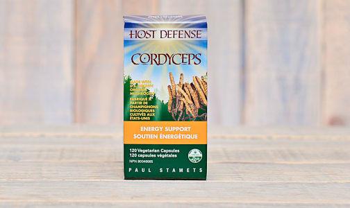 Organic Cordyceps (Cordyceps Sinensis) Capsules- Code#: TG181