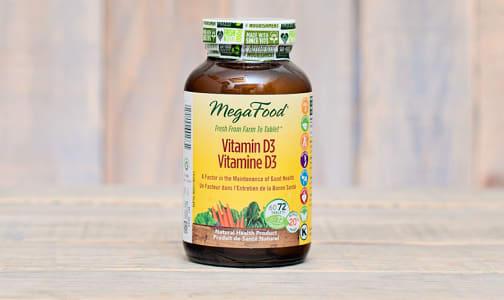 Vitamin D-3 1000 IU- Code#: TG242