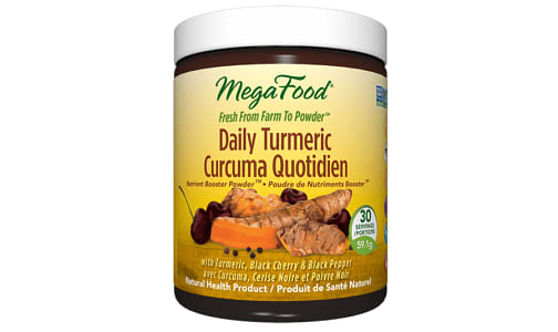 Daily Turmeric Nutrient Booster- Code#: TG251
