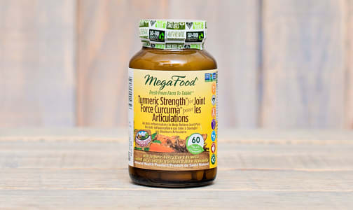 Turmeric Strength for Joint- Code#: TG258