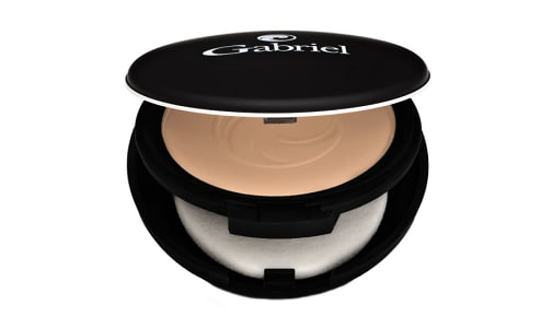 Dual-Powder Foundation - Medium Beige- Code#: TG268