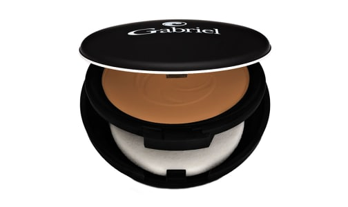 Dual-Powder Foundation - Deep Beige- Code#: TG270