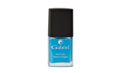Nail Polish - Turks & Caicos- Code#: TG347