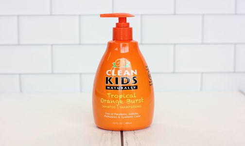 Tropical Orange Burst Shampoo- Code#: TG360