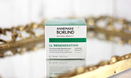 LL Regeneration Night Cream- Code#: TG455