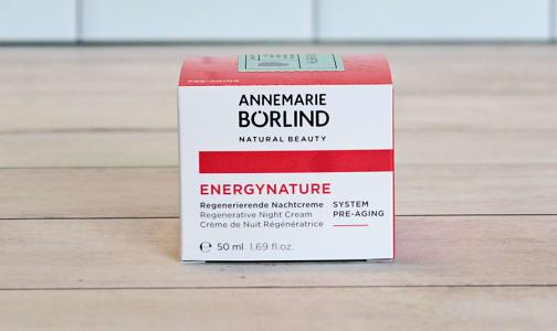 EnergyNature Pre-Aging Vitalizing Night Cream- Code#: TG491