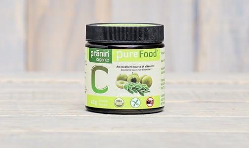 Organic Purefood C- Code#: VT0034