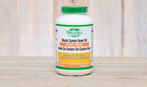 Black Cumin Seed Oil- Code#: VT0048