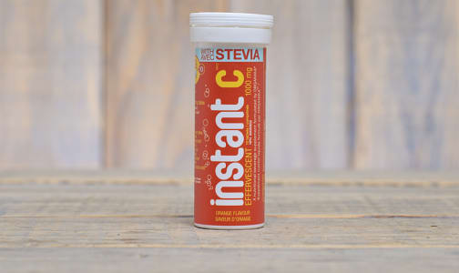 Instant-C Effervescent with Stevia- Code#: VT0050
