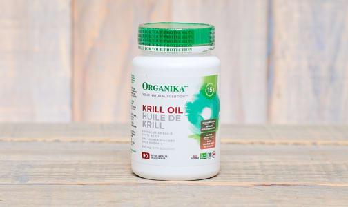 Krill Oil- Code#: VT0051