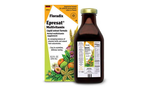 Epresat® Multivitamin Liquid- Code#: VT0066