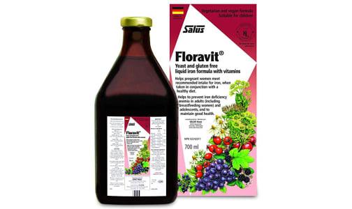 Floravit®Yeast and Gluten Free- Code#: VT0068