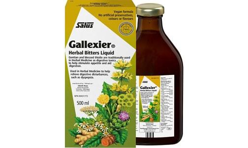 Gallexier® Herbal Bitters Liquid- Code#: VT0070