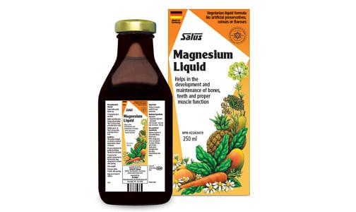 Magnesium Liquid Tonic- Code#: VT0071