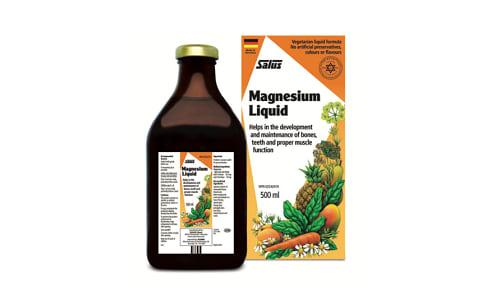 Magnesium Liquid Tonic- Code#: VT0072