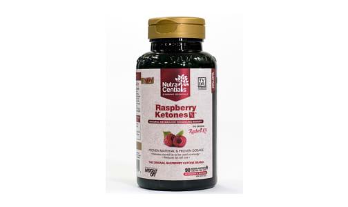 Raspberry Ketones Nx with Razberi-K- Code#: VT0091