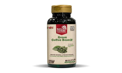 Green Coffee Bean Nx with Svetol- Code#: VT0092