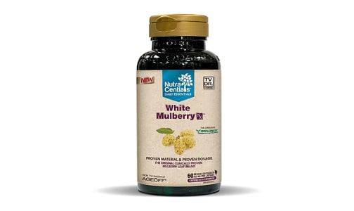 White Mulberry Nx with Iminosol- Code#: VT0094