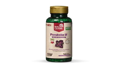 Forskolin Nx™ with Forslean® & Razbery-K®- Code#: VT0097