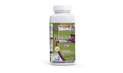Forslean® Forskolin + with Razberi-K®- Code#: VT0099