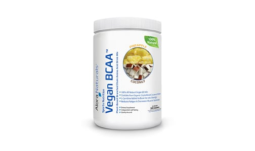 Vegan BCAA™ - Pineapple Coconut- Code#: VT0143