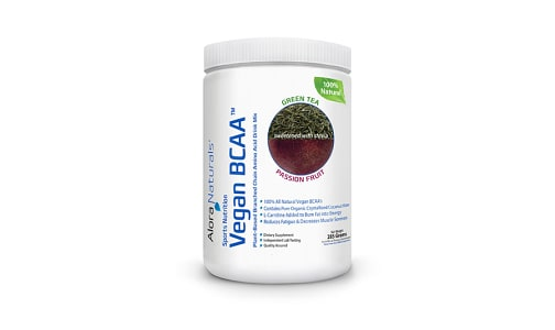 Vegan BCAA™ - Green Tea Passion Fruit- Code#: VT0146