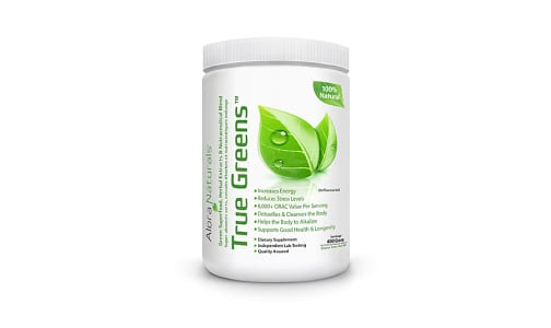 True Greens ™ - Unflavoured- Code#: VT0171