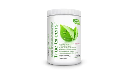 True Greens™ -  Fruit Punch- Code#: VT0176