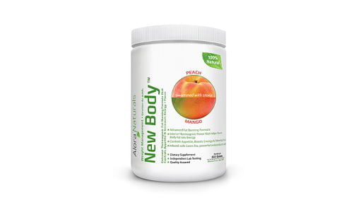 New Body™ - Peach Mango- Code#: VT0189