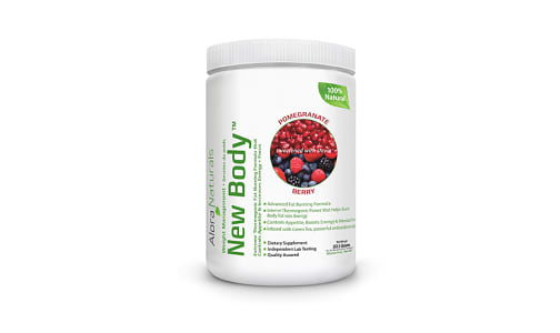New Body™ - Pomegranate Berry- Code#: VT0193