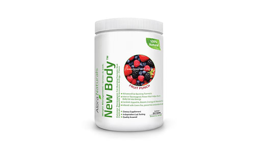 New Body™ - Fruit Punch- Code#: VT0194