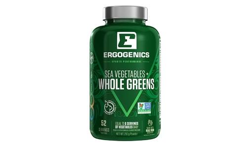 Organic  Whole Greens Powder- Code#: VT0269