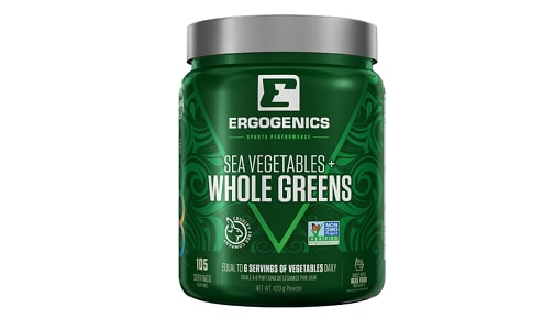 Organic Whole Greens Powder- Code#: VT0271
