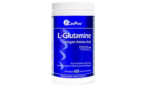 Organic L-Glutamine Powder- Code#: VT0312