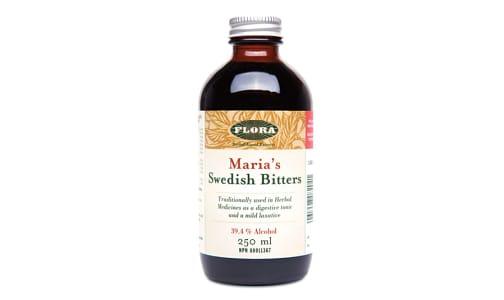 Maria's Swedish Bitters- Code#: VT0338