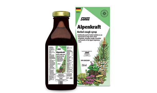 Alpenkraft® Herbal Syrup- Code#: VT0347
