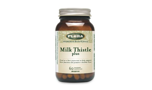 Milk Thistle Plus- Code#: VT0355