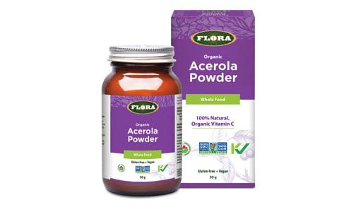 Organic Acerola Powder- Code#: VT0371