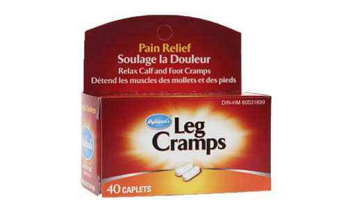 Leg Cramps Homeopathic- Code#: VT0436