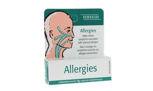 Allergies Combination Pellets- Code#: VT0519