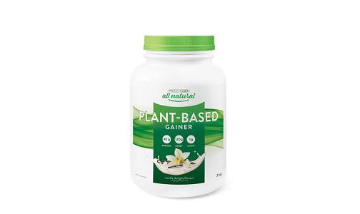 All Natural Plant Based Gainer Vanilla- Code#: VT0560