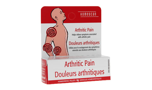 Arthritic Pain Pellets- Code#: VT0566