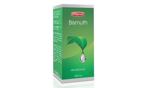 Bismuth - Trace Minerals- Code#: VT0571