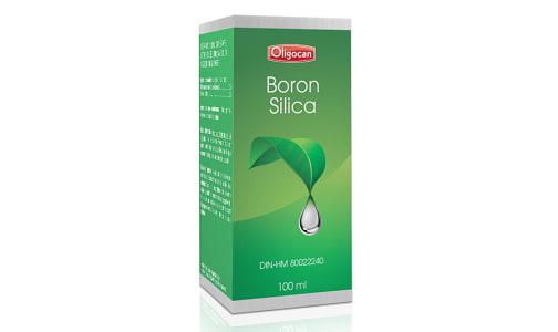 Boron Silica - Trace Minerals- Code#: VT0573